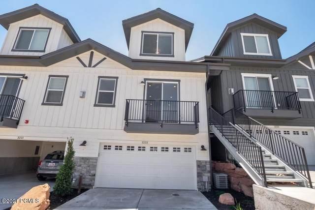 3323 Santa Fe Road, Park City, UT 84098 (MLS #12100220) :: High Country Properties