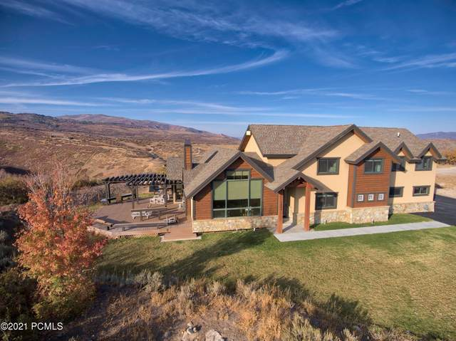 1645 Tollgate Road, Park City, UT 84098 (MLS #12100238) :: High Country Properties