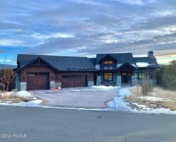 3090 E Horse Mountain Cir. (Lot 194), Heber City, UT 84032 (MLS #12100298) :: Lawson Real Estate Team - Engel & Völkers