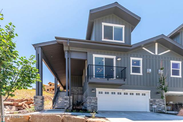 3310 Santa Fe Road, Park City, UT 84098 (MLS #12100305) :: High Country Properties