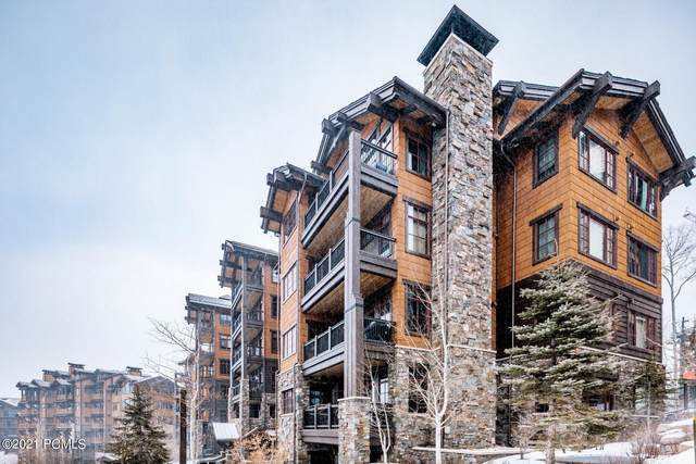 8894 Empire Club Drive #603, Park City, UT 84060 (MLS #12100347) :: Summit Sotheby's International Realty