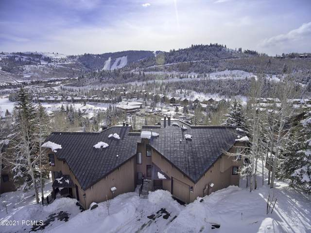 1320 Pinnacle Drive #78, Park City, UT 84060 (#12100372) :: Livingstone Brokers