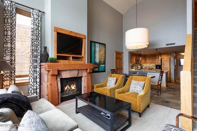 2900 Deer Valley Drive E E326, Park City, UT 84060 (MLS #12100375) :: Summit Sotheby's International Realty
