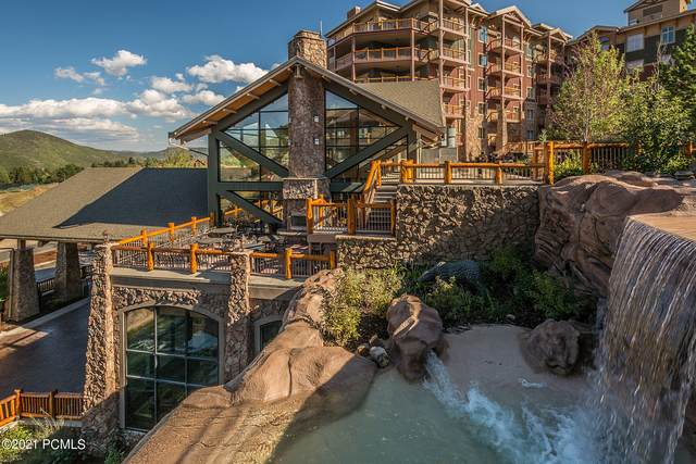 3000 Canyons Resort Drive #3916, Park City, UT 84098 (MLS #12100422) :: Summit Sotheby's International Realty