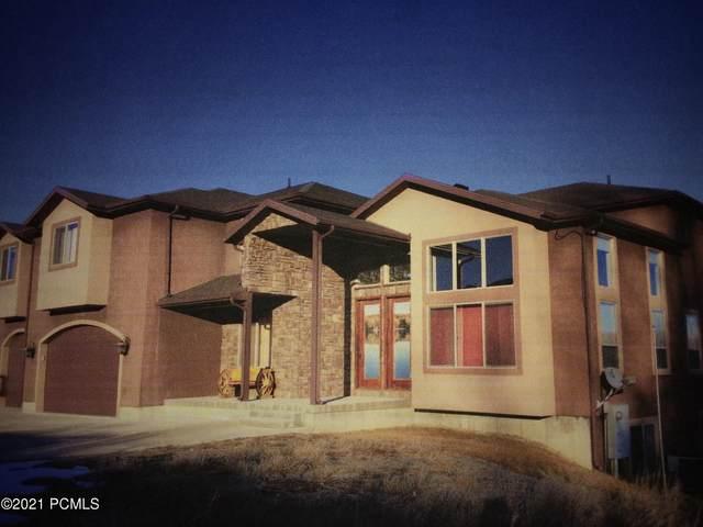 1020 S Snow Meadows Drive, Garden City, UT 84028 (MLS #12100426) :: Summit Sotheby's International Realty