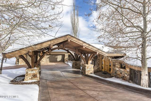 8340 N Promontory Ranch Road, Park City, UT 84098 (MLS #12100481) :: Summit Sotheby's International Realty