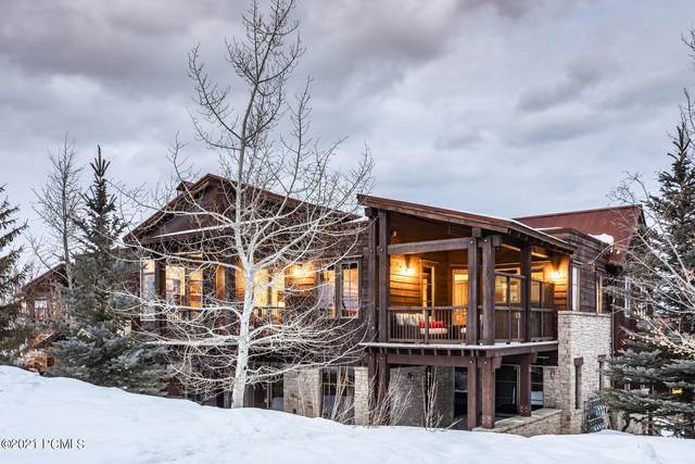 1825 Three Kings Drive #4303, Park City, UT 84060 (MLS #12100482) :: Summit Sotheby's International Realty