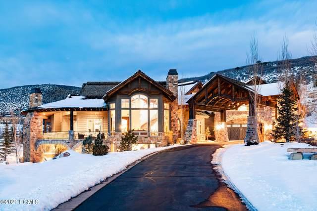 4400 N Ranch Creek Lane, Park City, UT 84098 (MLS #12100492) :: High Country Properties