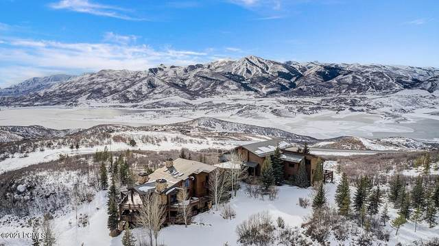 1220 State Rd 248, Park City, UT 84098 (MLS #12100503) :: High Country Properties