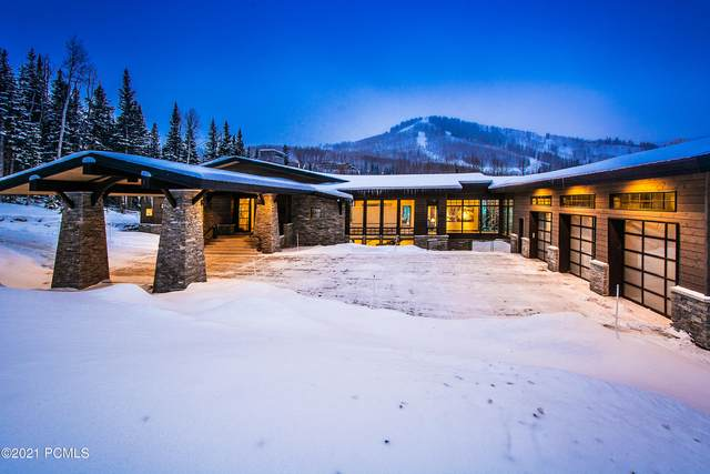 215 White Pine Canyon Road, Park City, UT 84060 (MLS #12100518) :: Summit Sotheby's International Realty