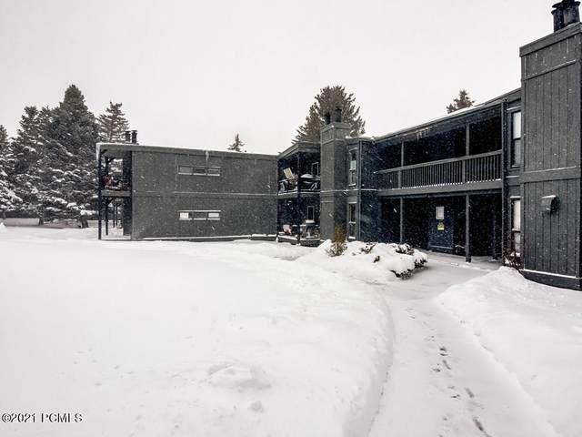 1900 Homestake Road C31, Park City, UT 84060 (MLS #12100522) :: Summit Sotheby's International Realty