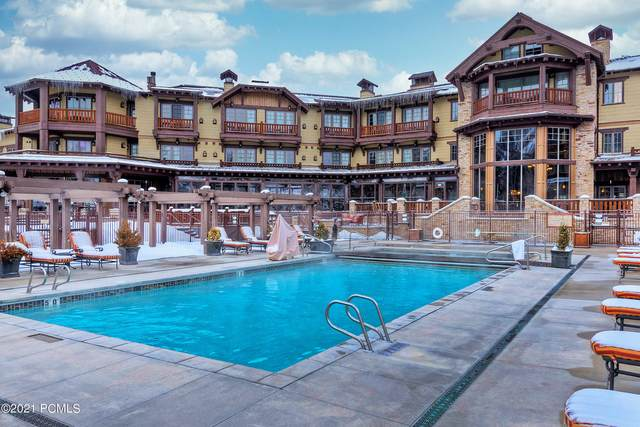2001 Park Avenue #226, Park City, UT 84060 (MLS #12100533) :: Lookout Real Estate Group