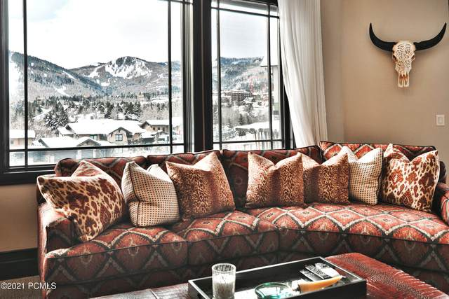 2100 Frostwood Boulevard #7116, Park City, UT 84098 (MLS #12100555) :: High Country Properties