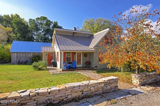 393 N West 100 North, Midway, UT 84049 (MLS #12100560) :: Lawson Real Estate Team - Engel & Völkers