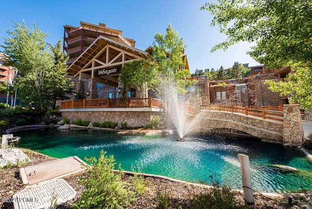 3000 Canyons Resort Drive #4301, Park City, UT 84060 (MLS #12100590) :: Summit Sotheby's International Realty