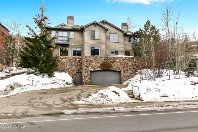 568 Deer Valley Dr Drive #9, Park City, UT 84060 (MLS #12100597) :: Summit Sotheby's International Realty
