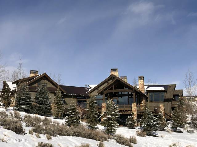 7978 N Promontory Ranch Road, Park City, UT 84098 (MLS #12100601) :: Summit Sotheby's International Realty