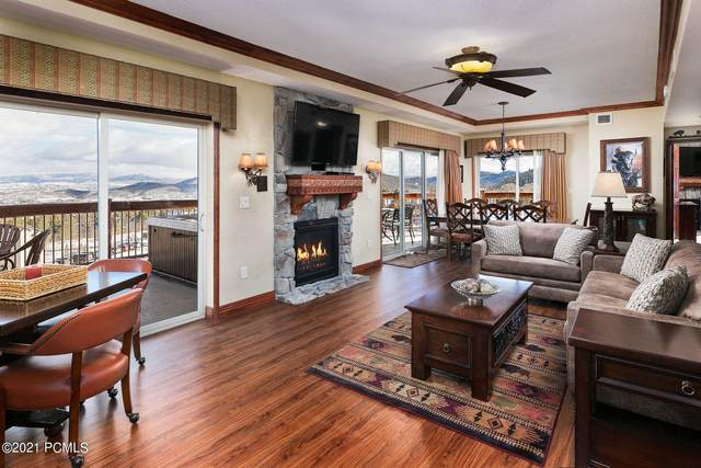 3000 Canyons Resort Drive Drive #4600, Park City, UT 84098 (MLS #12100602) :: Summit Sotheby's International Realty