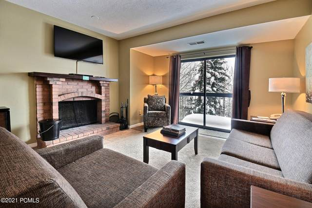 1445 Lowell Avenue #407, Park City, UT 84060 (MLS #12100662) :: Summit Sotheby's International Realty