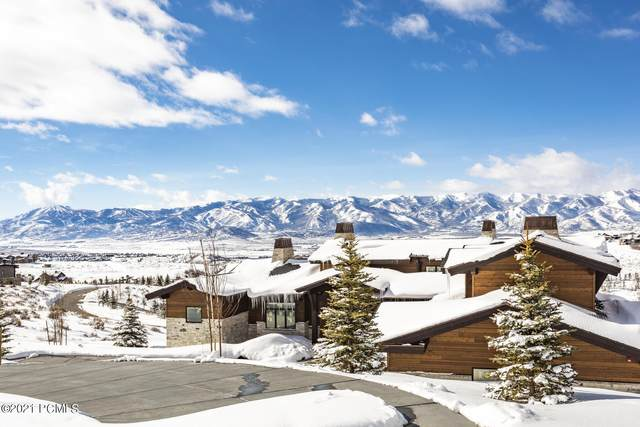 3388 Central Pacific Trail, Park City, UT 84098 (MLS #12100670) :: Summit Sotheby's International Realty