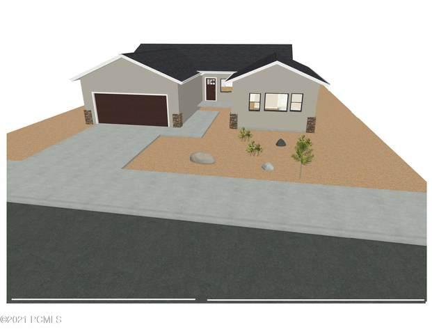 1555 W Creekside Drive, Kanab, UT 84741 (MLS #12100693) :: Summit Sotheby's International Realty