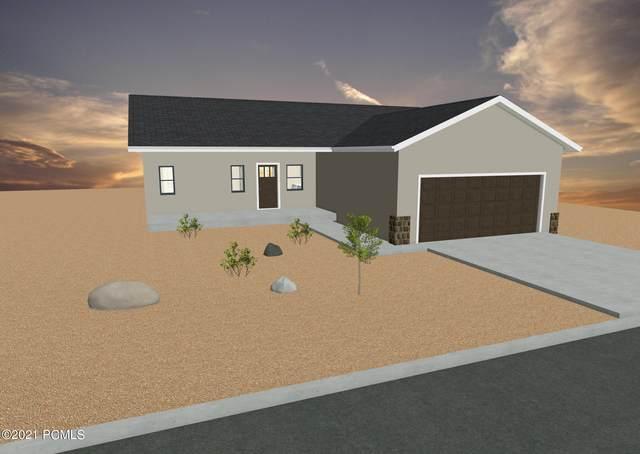 1556 W Creekside Drive, Kanab, UT 84741 (MLS #12100694) :: Summit Sotheby's International Realty
