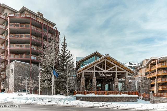 3000 Canyons Resort Drive 4807B, Park City, UT 84098 (MLS #12100709) :: Summit Sotheby's International Realty