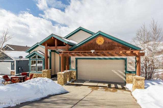 12403 Ross Creek Drive, Kamas, UT 84036 (MLS #12100724) :: Summit Sotheby's International Realty