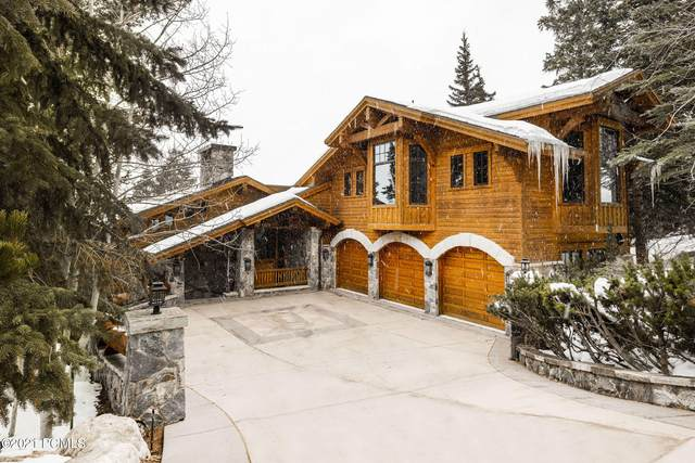 6606 Silver Lake Drive, Park City, UT 84060 (MLS #12100726) :: Summit Sotheby's International Realty