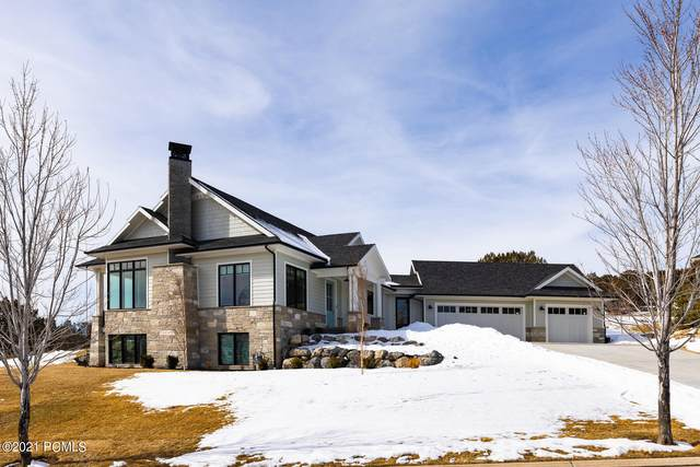 224 S Lindsay Hill Road, Heber City, UT 84032 (MLS #12100730) :: Summit Sotheby's International Realty