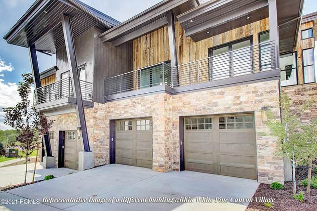1907 Stone Hollow Court #10, Park City, UT 84098 (MLS #12100731) :: High Country Properties