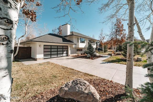 2498 Little Kate Road, Park City, UT 84060 (MLS #12100740) :: Summit Sotheby's International Realty