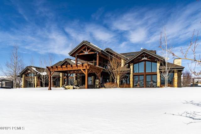 7778 N Greenfield Drive, Park City, UT 84098 (MLS #12100790) :: High Country Properties