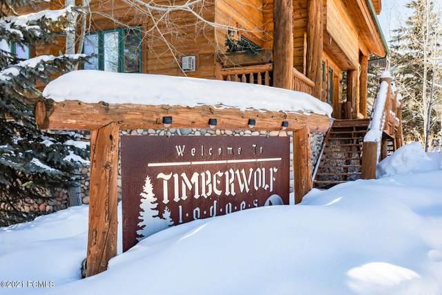 3984 N Timber Wolf Lane 8B, Park City, UT 84098 (MLS #12100802) :: High Country Properties
