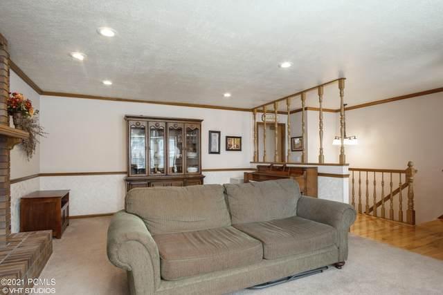 1587 Edgecliff Drive, Sandy, UT 84092 (#12100810) :: Livingstone Brokers