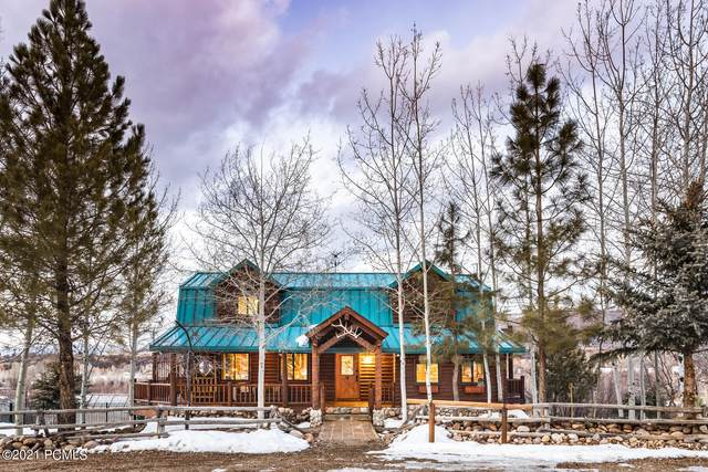 3941 S River View Drive, Kamas, UT 84036 (MLS #12100814) :: High Country Properties