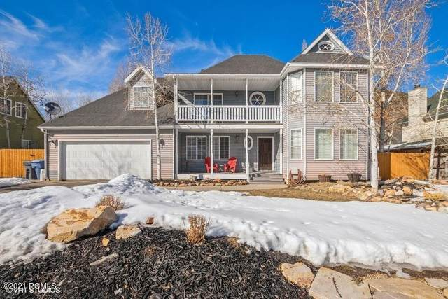 2805 Sidewinder Drive, Park City, UT 84060 (MLS #12100815) :: Summit Sotheby's International Realty