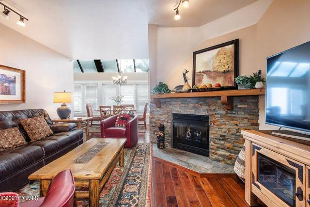 1415 Lowell Avenue B200, Park City, UT 84060 (MLS #12100816) :: High Country Properties
