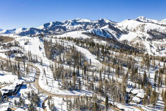 64 Red Cloud Trail, Park City, UT 84060 (MLS #12100822) :: High Country Properties