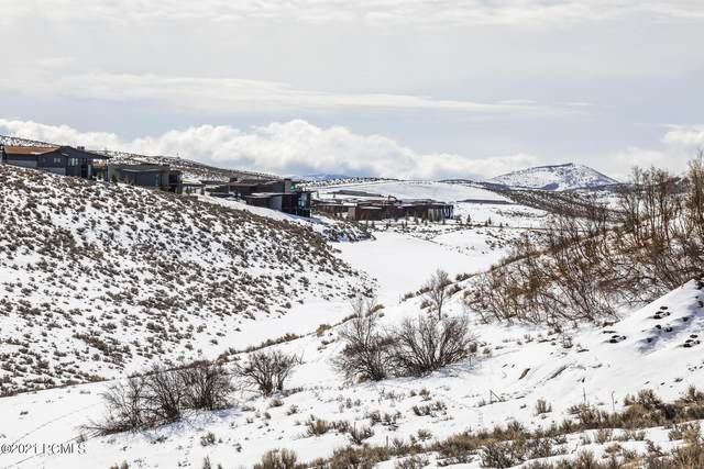 6858 Painted Valley Pass, Park City, UT 84098 (MLS #12100857) :: High Country Properties