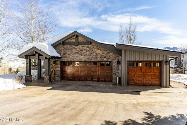 8978 Northcove Drive, Park City, UT 84098 (MLS #12100863) :: High Country Properties