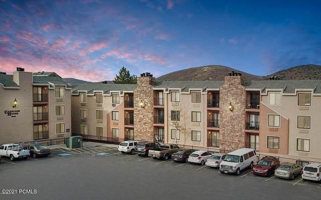 1940 Prospector Avenue #320, Park City, UT 84068 (MLS #12100875) :: High Country Properties