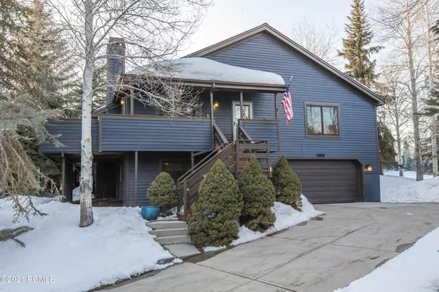 3056 W Elk Run Drive, Park City, UT 84098 (MLS #12100881) :: High Country Properties
