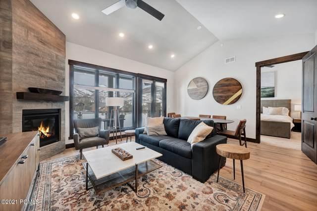 3751 Blackstone Drive 3H, Park City, UT 84098 (MLS #12100882) :: High Country Properties