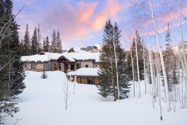 229 White Pine Canyon Road, Park City, UT 84060 (MLS #12100889) :: High Country Properties