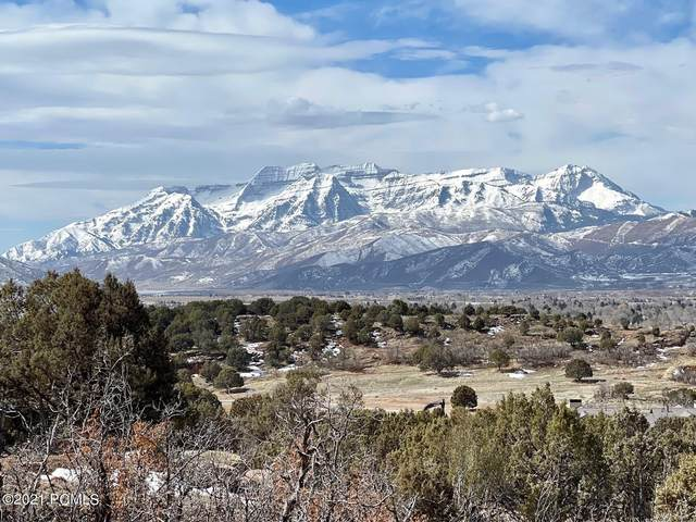 575 N Copper Belt Drive (Lot 744), Heber City, UT 84032 (MLS #12100909) :: High Country Properties