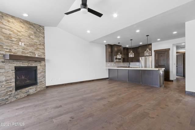 14476 N Bronte Court 64D, Heber City, UT 84032 (MLS #12100940) :: High Country Properties