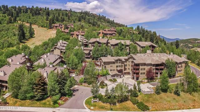 2100 Deer Valley Drive #406, Park City, UT 84060 (MLS #12100958) :: High Country Properties