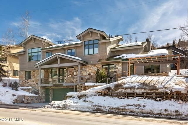 522 Deer Valley Drive, Park City, UT 84060 (MLS #12101007) :: Lawson Real Estate Team - Engel & Völkers