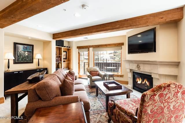 7815 Royal Street A202, Park City, UT 84060 (MLS #12101068) :: High Country Properties
